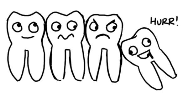 Boise Dental Work: Growing Up Might Mean Wisdom Teeth Removal