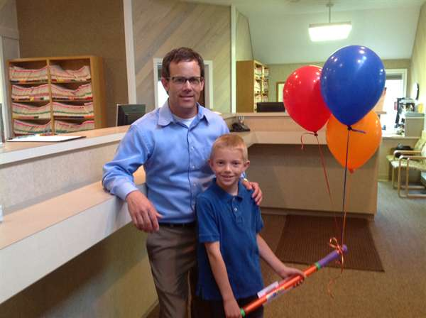 Congratulations to Leo Berliner, Our May Cavity Free Super Star Winner!