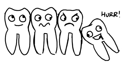The Facts About Wisdom Teeth