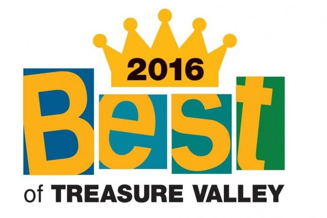 Summit Dental Once Again Nominated for #1 Dentist in the 2016 Best of Treasure Valley Awards!