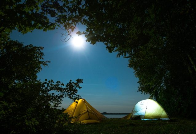 Boise Dental Tips For Camping Season