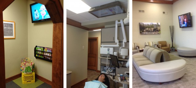 Boise Dentists: Our Dentists' Favorite Things about the New Office