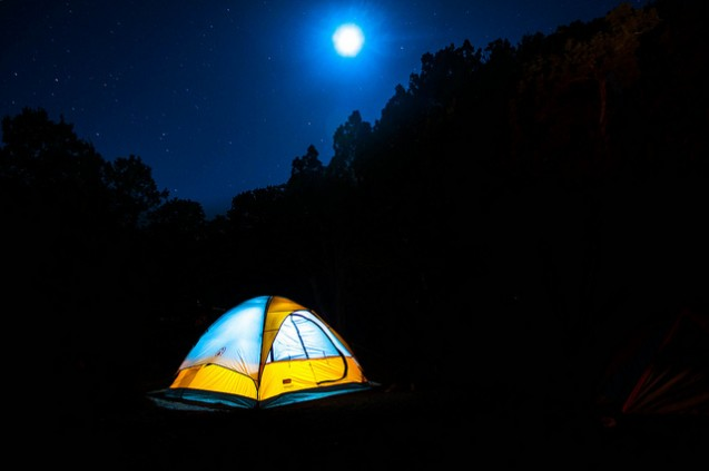 Summer Camping Tips From Your Boise Dentist